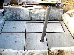 Септик из цемента